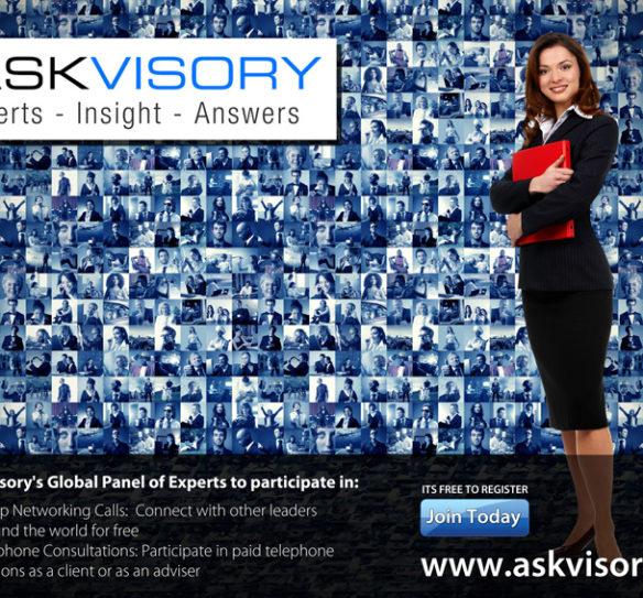 Ask Visory Ad Design