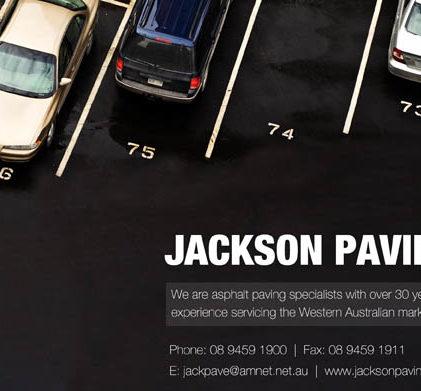 jackson paving