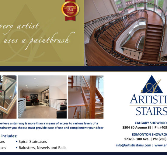Artistic Stairs