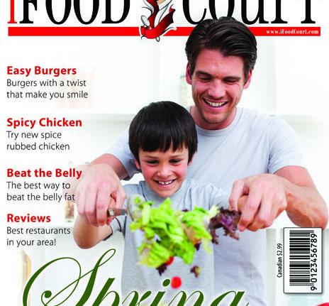 iFood Court Magazine