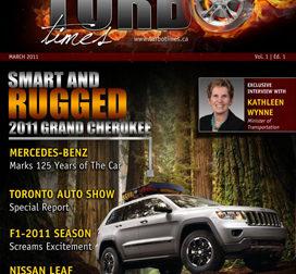 Turbo Times Magazine