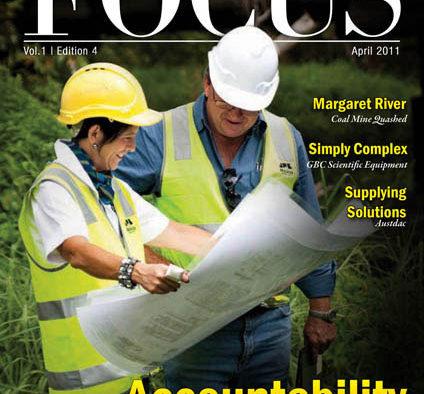 Australian Resource Focus
