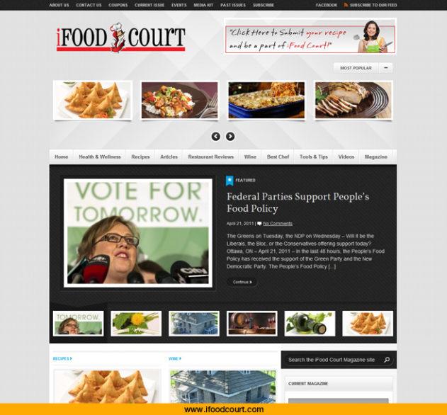 ifood court website